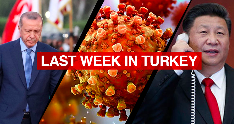 Phone call between the Leaders of China and Turkey; Erdogan's visit to the Turkish Republic of Northern Cyprus; Vaccination efforts and growing concerns over new Variant of COVID-19