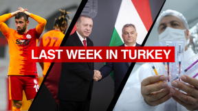 Cancellation of Galatasaray-Olympiacos friendship match due to discriminant Greek officials; Rising popularity of Hungarian Envoy to Turkey / Relations between Turkey and Hungary; Mass vaccination campaign and concerns over the Delta Variant of COVID-19 Virus