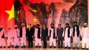 China's Taliban policy
