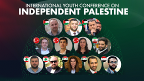 The youth of West Asia united for independent Palestine