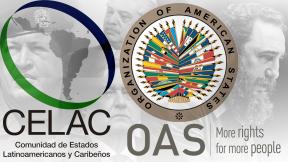 CELAC vs OEA
