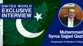 """Pakistan's Ambassador in Turkey: """"We support the political solution in Afghanistan"""""""