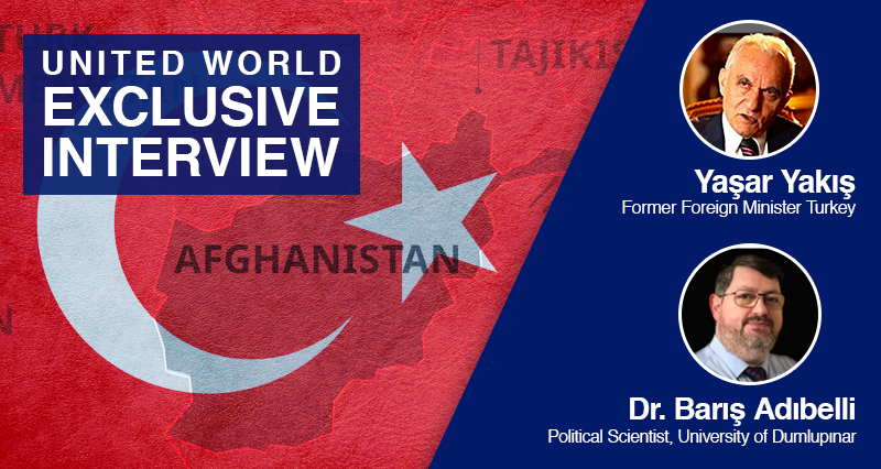 """""""Turkey, Russia and China can jointly develop a solution for Afghanistan"""""""