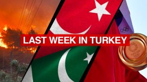 Defense Minister's visit to Pakistani Army Chief; New medal record for Turkish athletes in 2020 Tokyo Olympics; The struggle to control the remaining wildfires across the country