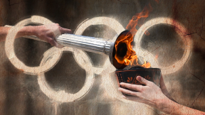 The superficiality of the Olympic ideals