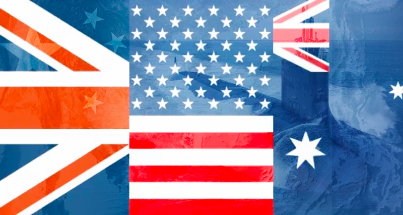 AUKUS:  a new security partnership between the United States, the United Kingdom and Australia