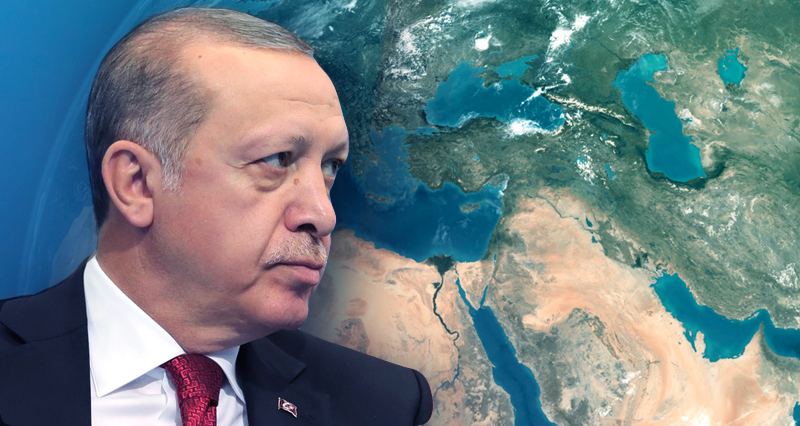 The Turkish AK Party's new diplomatic orientation towards the Middle East