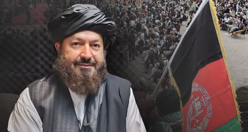 """President of the Afghan National Peace Council: """"We can solve the refugee problem together"""""""