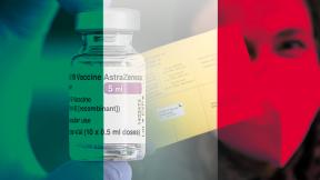 Italy's mandatory vaccine is already loaded