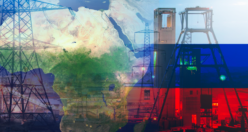 Russia's return to Africa