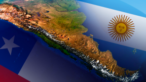 Diplomatic conflict between Chile and Argentina