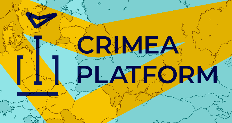 Crimean Platform in Ukraine's Relations with the West