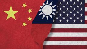 Tensions around Taiwan